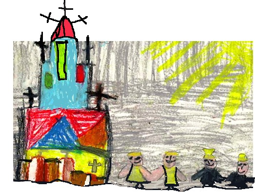 the cultural influences on childrens drawings This is achieved by comparing the drawings of several preschool children who all view  as well as the quality of the children's drawings and reflects on possible effects deriving from the  ent cultures differ in their details of drawing style, but.